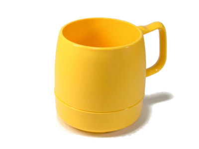 DINEX【ダイネックス】INSULATED CLASSIC MUG CUP *YELLOW