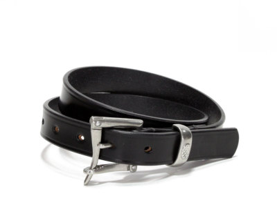 MARTIN FAIZEY【マーティンフェイジー】1INCH QUICK RELEASE BELT *BLACK/PEWTER